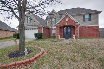Southaven Single Family Home For Sale: 5688 Truman Cove