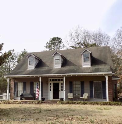 Southaven Single Family Home For Sale: 1507 E Church Road