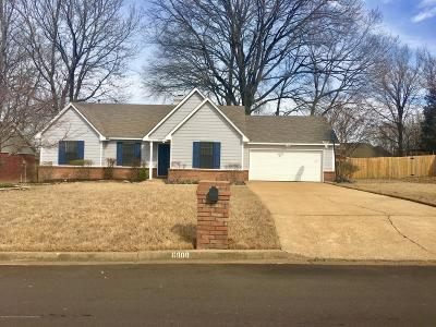 Walls Single Family Home For Sale: 6900 Black Oak Drive