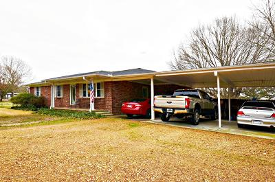 Tate County Single Family Home For Sale: 4908 Yellow Dog Road