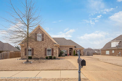 Southaven MS Single Family Home For Sale: $249,900