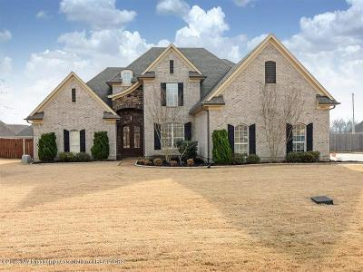 Olive Branch Single Family Home For Sale: 6626 Bristol Park