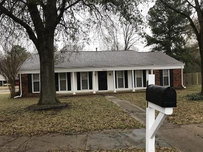 Southaven MS Single Family Home For Sale: $185,000