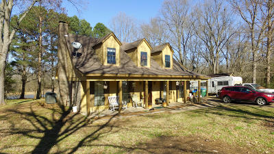 Desoto County Single Family Home For Sale: 1854 Tina Drive