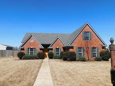 Southaven Single Family Home For Sale: 736 Sweetwater Drive