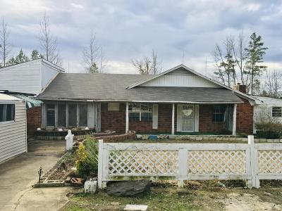Potts Camp Single Family Home For Sale: 115c Jeffries Road
