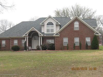 Horn Lake Single Family Home For Sale: 1947 Sharon Drive