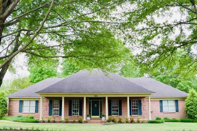 Tate County Single Family Home For Sale: 169 Country Club Lane