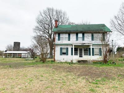 Marshall County Single Family Home For Sale: 1905 Ms-309