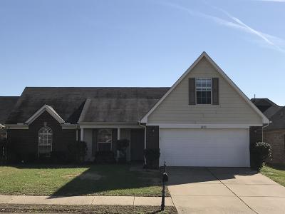 Southaven Single Family Home For Sale: 2693 Rutherford Drive