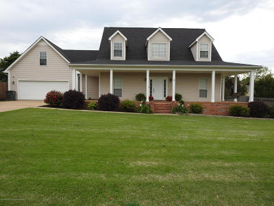 Tate County Single Family Home For Sale: 103 Leslie Drive