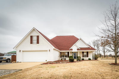 Tate County Single Family Home Active/Contingent: 142 Waverly Circle