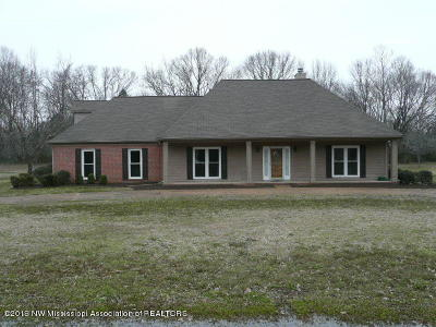 Marshall County Single Family Home Active/Contingent: 63 Cedar Grove Drive