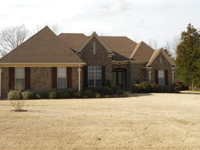 Desoto County Single Family Home Active/Contingent: 14254 Santa Fe Drive