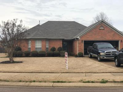 Desoto County Single Family Home For Sale: 10080 Fox Chase Drive