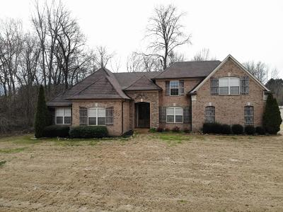 Desoto County Single Family Home For Sale: 6425 Coleman Road