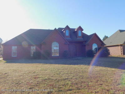 Marshall County Single Family Home For Sale: 40 S Winston Cove