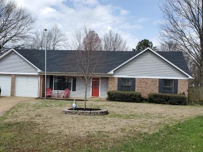 Desoto County Single Family Home For Sale: 344 Millbridge Place