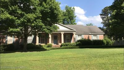 Tate County Single Family Home For Sale: 209 Clearview Drive