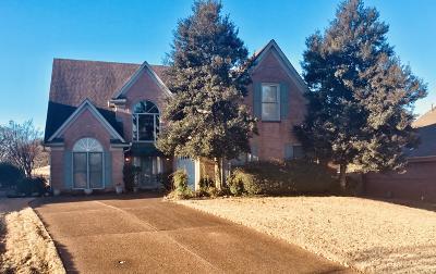 Desoto County Single Family Home For Sale: 8004 Oxford Drive