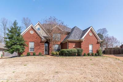 Desoto County Single Family Home For Sale: 762 N Bending Oak