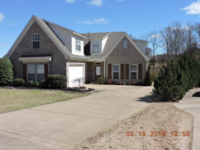 Desoto County Single Family Home For Sale: 1680 Ready Cove