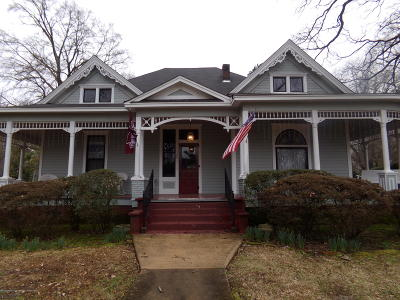 Tate County Single Family Home For Sale: 108 Church Street Street