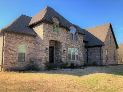 Byhalia Single Family Home For Sale: 4241 E Glynn Road