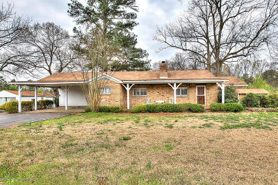 Desoto County Single Family Home For Sale: 6321 Goodman Road