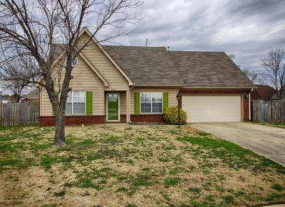 Desoto County Single Family Home For Sale: 7776 Denton Cove