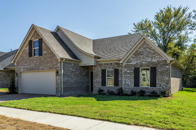 Southaven Single Family Home For Sale: 3592 Sabra Ln