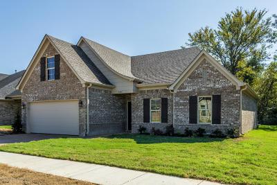 Desoto County Single Family Home For Sale: 3592 Sabra Ln
