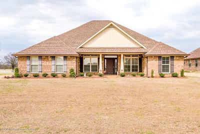 Desoto County Single Family Home For Sale: 4792 Arrowhead Lane