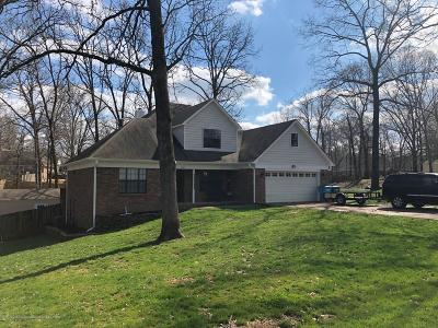 Desoto County Single Family Home For Sale: 4033 Crystal Court