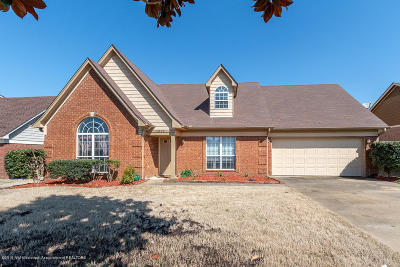 Desoto County Single Family Home For Sale: 1820 Thomas Street