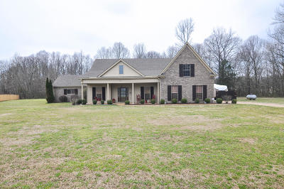 Marshall County Single Family Home For Sale: 157 Polo Run Cove