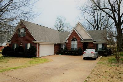 Walls MS Single Family Home For Sale: $198,325