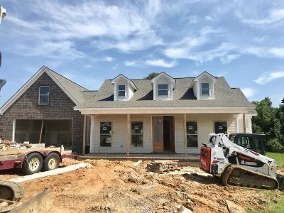 Byhalia Single Family Home For Sale: 40 White Oaks Drive