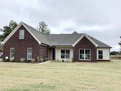 Byhalia Single Family Home For Sale: 45 Pearson Cove