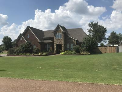 Desoto County Single Family Home For Sale: 8374 Whites Crossing
