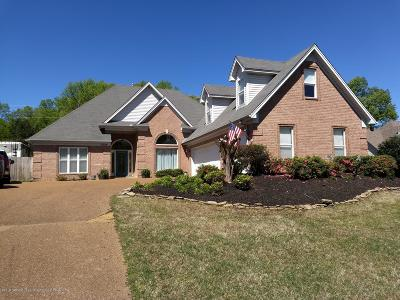 Desoto County Single Family Home For Sale: 3624 W Edgewood Boulevard