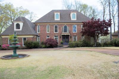 Desoto County Single Family Home For Sale: 1750 Stonehedge Drive