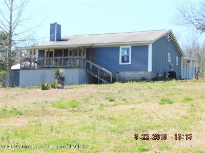 Byhalia Single Family Home For Sale: 885 Bennett Circle