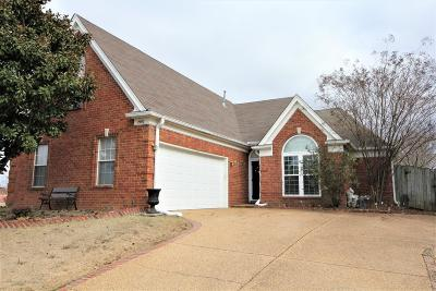 Olive Branch Single Family Home For Sale: 7990 Allendale Cove