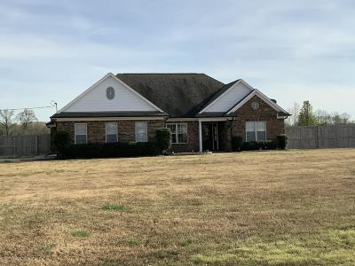 Holly Springs Single Family Home For Sale: 60 Palomino Run