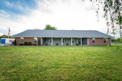 Tate County Single Family Home Active/Contingent: 2596 Peyton Road