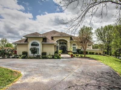 Tate County Single Family Home For Sale: 1251 Ranch Drive