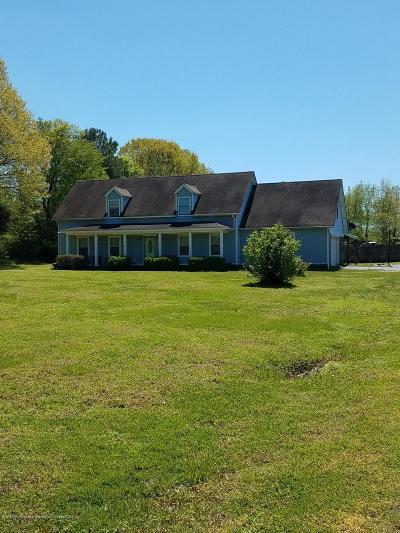Byhalia Single Family Home For Sale: 40 Kathy Lynn Road