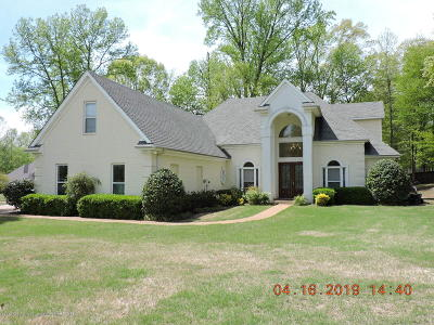 Southaven Single Family Home Active/Contingent: 4420 Windslett Cove