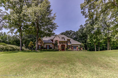 Marshall County Single Family Home For Sale: 369 Surrey Loop
